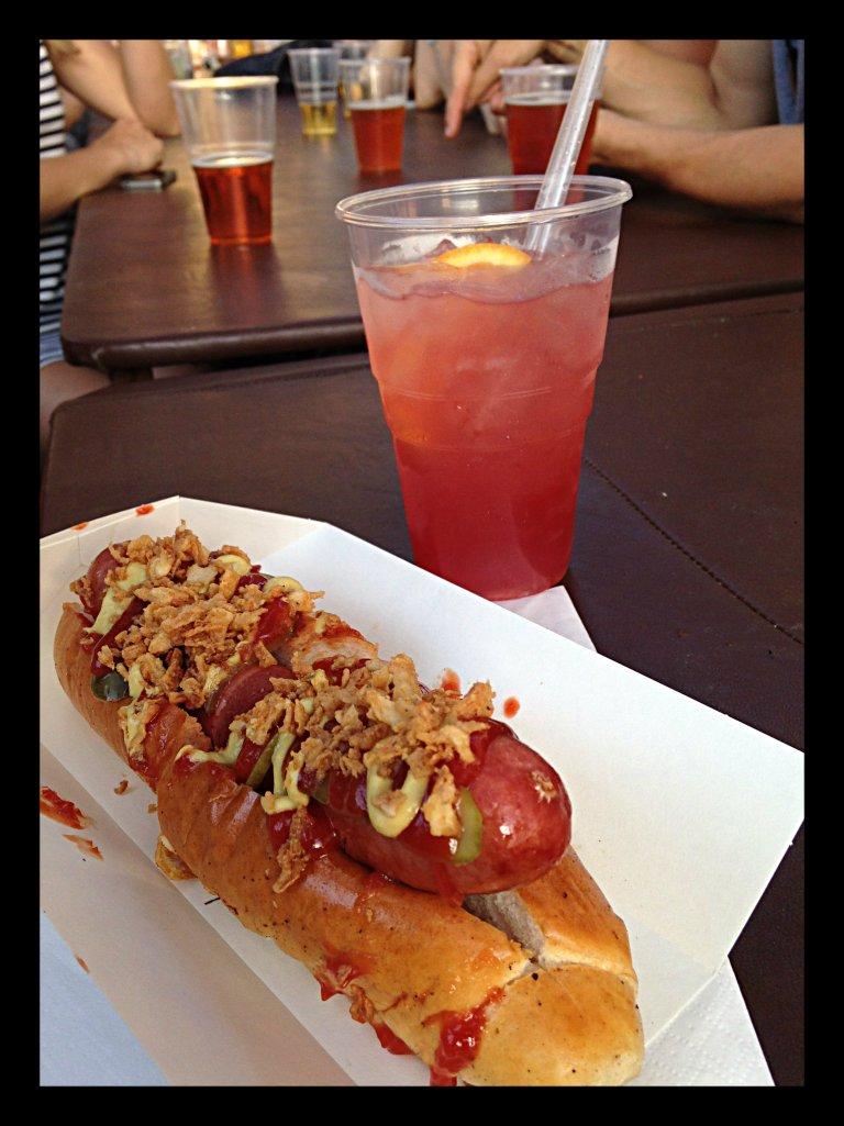Hotdog from Engine Hotdogs