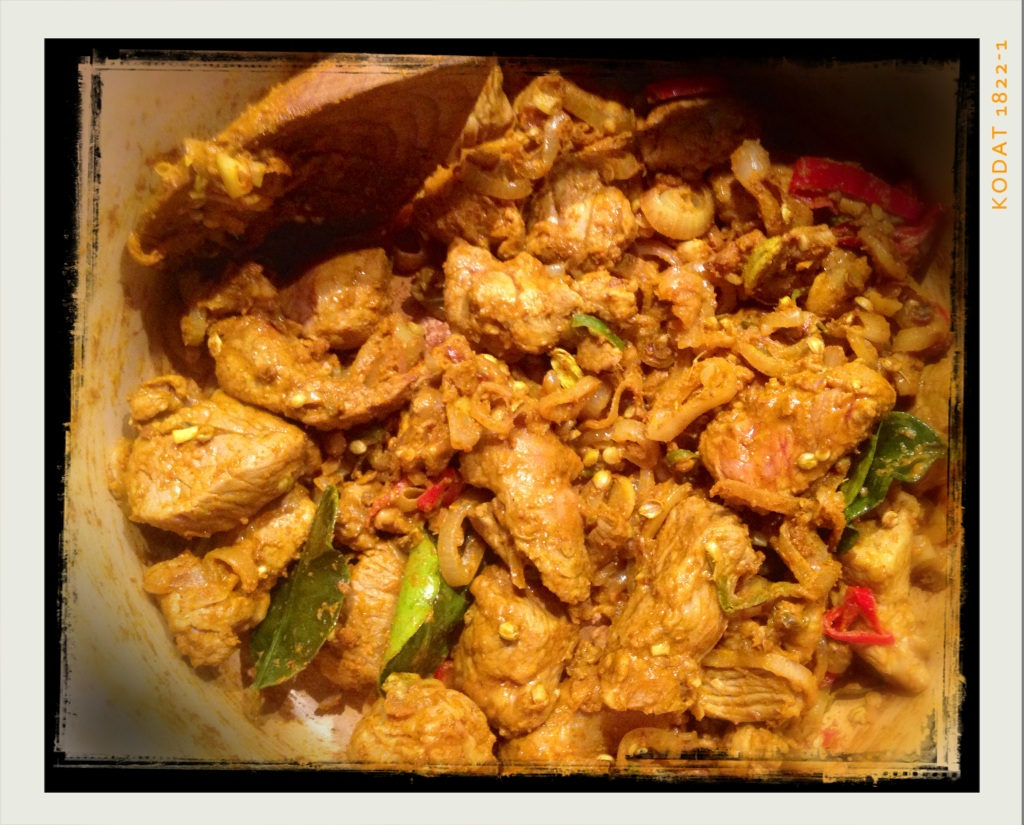 Lamb & Okra Curry
