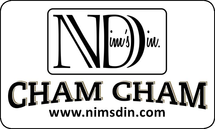 NimsDin Sticker-sample