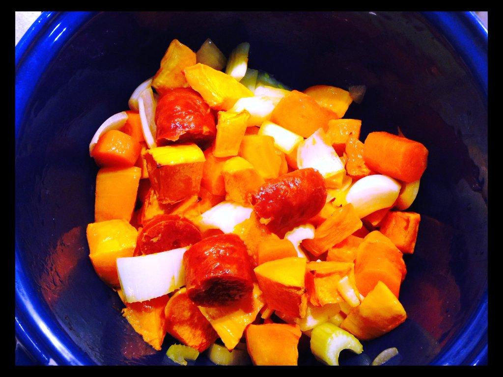 veg. in pan